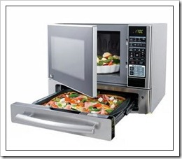 Microwave Pizza Warmer